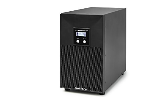 Salicru SPS 3000 Advance t – Sistema de alimentación ininterrumpida (sai ups) de 3000 va Line-Interactive senoidal Torre, Negro (6A0EA000005)