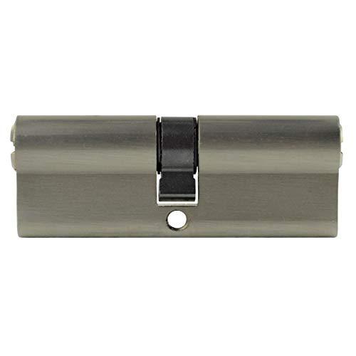 1x Profilzylinder 100mm 50/50 +5 Schlüssel Tür Zylinder Schloss verschiedenschließend