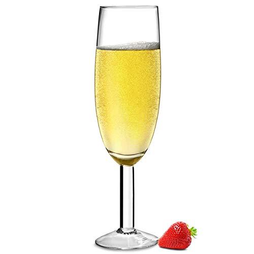 Riesenchampagnerglas 0,9 l, großes Champagnerglas für 1 ganze Champagnerflasche