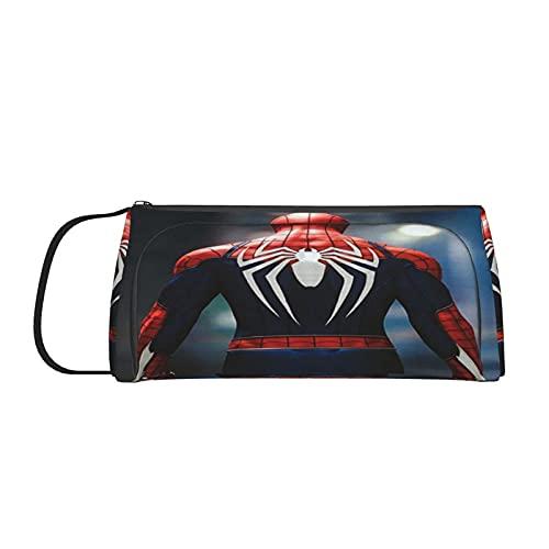 Trousse à crayons Spiderman portable - Trousse de rangement pour enfants, adolescents, filles, garçons, enfants, maison, bureau, école