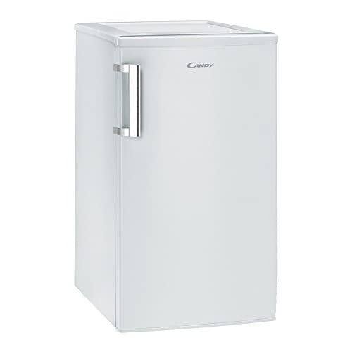 Candy CCTUS 482WH Mini Congelatore Verticale A+ Libera Installazione, 64 Litri, 43 dB, Bianco