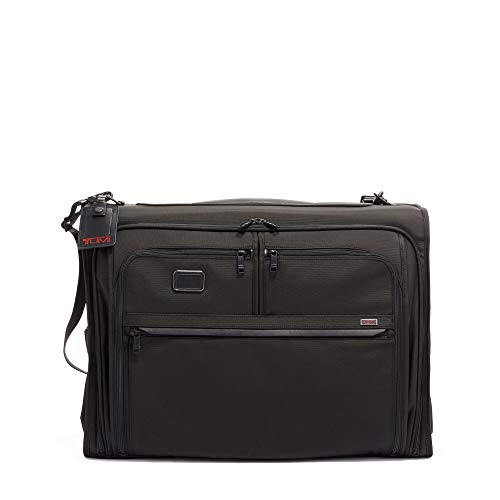 TUMI - Alpha 3 Classic Garment Bag - Dress or Suit Bag for Men and Women - Black