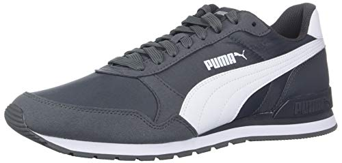 PUMA ST Runner V2 Sneaker, Iron gate White, 11 M US