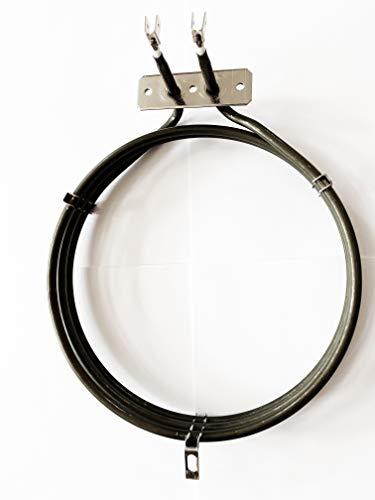 Smeg 806890656 - Resistencia circular para horno (2700 W)