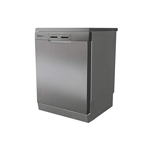 CANDY Lave-vaisselle HCF3C7LFX A+++ 13C 47DB WiFi Inox