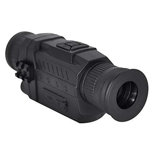 Best Prices! GREENWISH Night Vision Monocular 5X Infrared Digital Camera Video 200M Range Scope for ...