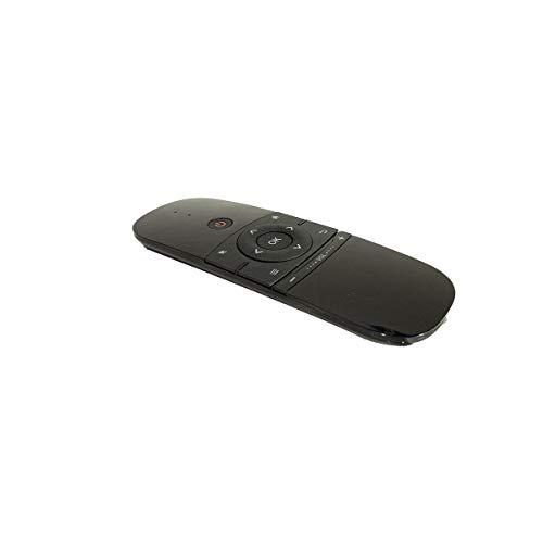 BSL Mando con Teclado RMBSL-50FL   Mando a Distancia con Teclado QWERTY   Sensor de Movimiento   Tecnología Inalámbrica 2.4 GHz   Compatible con Smart TV/PC/Caja Android/Android TV