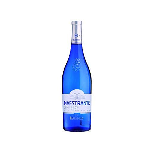 Vino blanco Maestrante de 75 cl - D.O. Tierra de Cadiz - Bodegas Barbadillo (Pack de 1 botella)