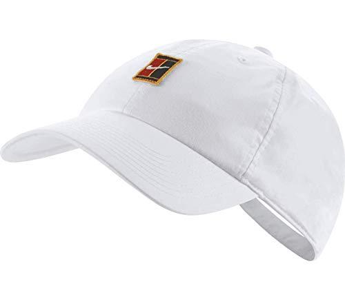 Nike H86 Court Cap blanco Talla única