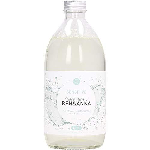 Enjuague bucal Ben&Anna 500 ml