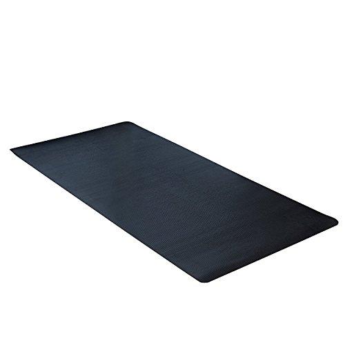 "CLIMATEX 9G-018-36C-6, 36"" x6' Indoor Outdoor Rubber Scraper Mat, x 6', Black"