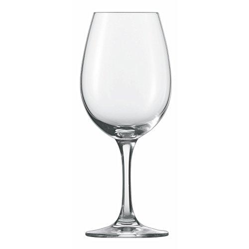 Schott Zwiesel WEINDEGUSTATION Weinglas, Kristallglas, transparent, 7.5 cm, 6