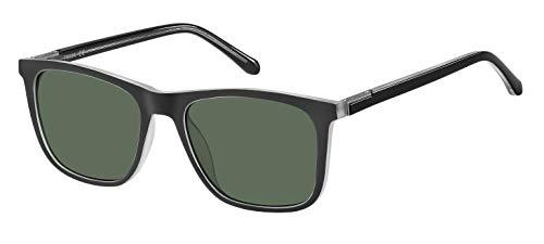 Fossil Mens Sunglasses FOS3100 (Grey, Green)