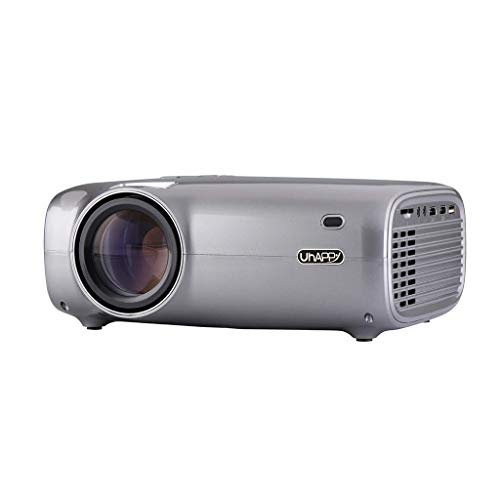Projector Native 720P HD AV VGA USB SD HDMIx2 en USB-apparaten WiFi Home Theater Beamer Compatibel met PS4