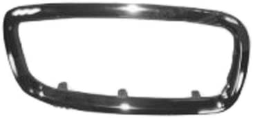 New Front Right Courier shipping free Side Grille Max 57% OFF Trim 7 Molding Bmw For 2002-2005 Ser