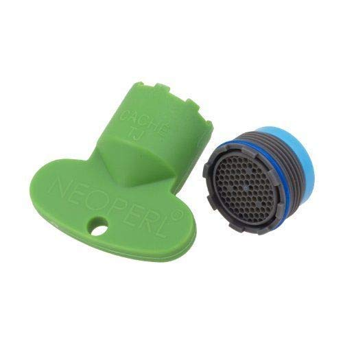 Preisvergleich Produktbild Neoperl Set mit Strahlregler für versenkbaren Hahn,  Maße: 18, 5 x 1 m,  Strahlregler,  Filter