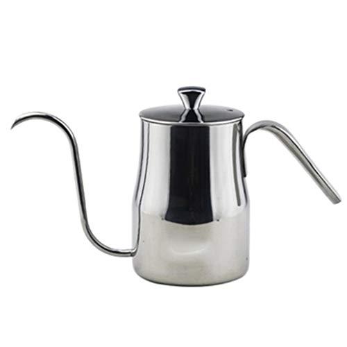 Cafetera de acero inoxidable 304 con termómetro, tetera eléctrica de control de...