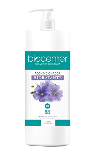 Biocenter Botanical - Acondicionador ecológico Hidratante - Envase Ecofriendly 1000 ml