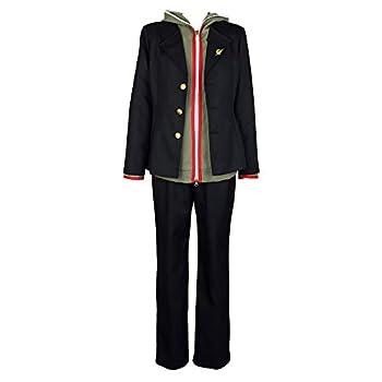 Cosonsen Dangan Ronpa Makoto Naegi Cosplay Costumes Cosplay Full Set Hoodies with Jackets and Trousers