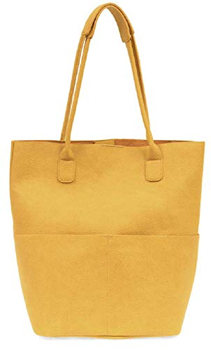 Kelly N/S Front Pocket Tote (One Size, Dijon)