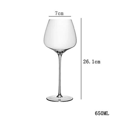 Meopreboey Crystal glas kopje rode wijn beker Champagne Goblet Bubble Wijn Tulip Cocktail Bruiloft Party drinkware