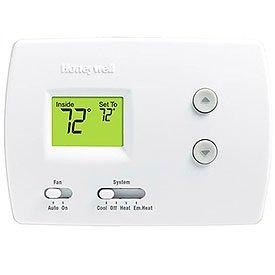 Honeywell RTH3100C1002/E1 Digital Heat/Cool Pump Thermostats
