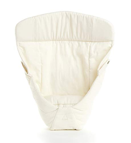 Ergobaby Easy Snug Original - Cojín para bebé, color natural