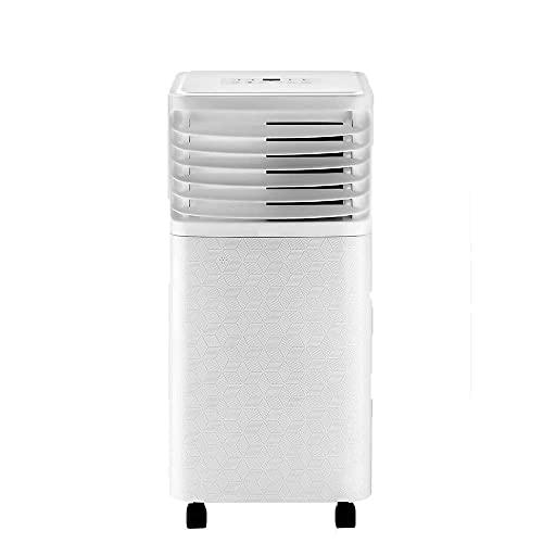 MERCB Raffreddatore d'Aria per L'Ufficio Domestico Raffreddatore d'Aria Portatile Portatile con Funzione di deumidificatore a 2 velocità della Ventola Timer 24 Ore