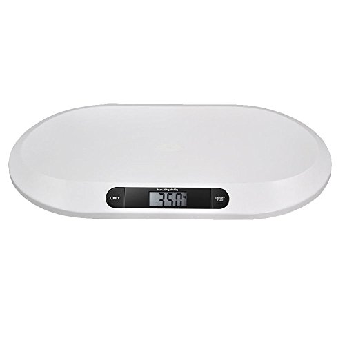 31FyljalZYL - Smart Weigh Comfort Baby Scale with 3 Weighing Modes