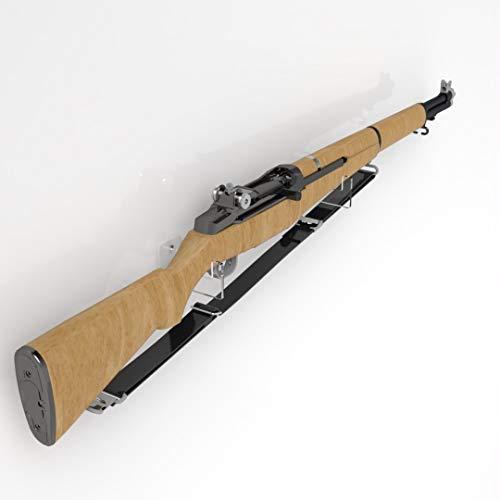 Plexico Gewehrhalter / Muskete-Halterung, Acryl, transparent, farblos