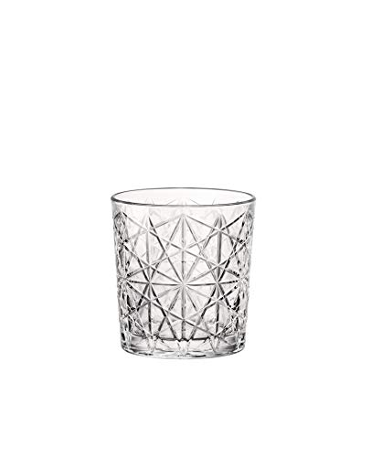 Bormioli Rocco Lounge Juego 6 Vasos, 37 cl, 6