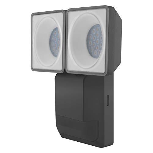 LEDVANCE LED Fluter, Leuchte für Außenanwendungen, Kaltweiß, 177,0 mm x 58,0 mm x 187,0 mm, ENDURA PRO FLOOD