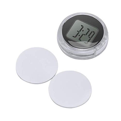 JIAYOUFC Reloj Despertador Función de repetición Brújula Diseño Retro Reloj de Pared Iluminado Rune Compass Lámpara de Pared de Color Reloj Despertador