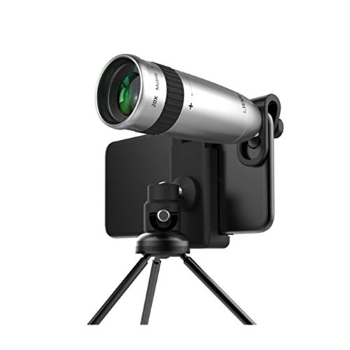 Review Of LXFTK Photographic Camera Telescope, HD Mobile Phone monocular, Adjustable Telescope, with...