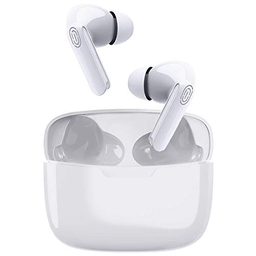 Cuffie Bluetooth Auricolare Bluetooth 5.0 Auricolari Wireless Cuffie Sportive IPX5 Impermeabili Cuffie Stereo 3D, Cuffie In-Ear con Mic e Scatola di Ricarica, per Apple AirPods Pro/Android/iPhone