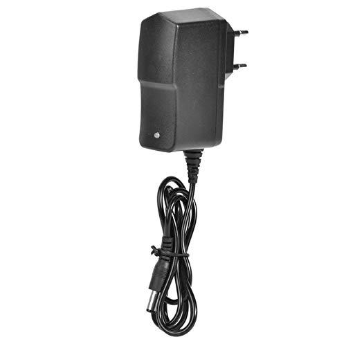 SALUTUYA Cargador de batería 18650 Cargador de batería de Litio Enchufe de la UE Cargador de luz para Bicicleta Práctico Durable, para Bicicleta