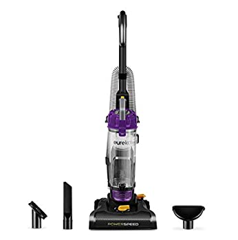 eureka NEU182B PowerSpeed Bagless Upright Vacuum Cleaner Lite Purple
