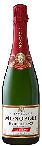 Champagne Heidsieck & Co. Monopole Red Top Sec (1 x 0.75 L)