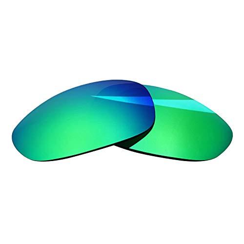 BlazerBuck - Kit de lentes y calcetín de repuesto polarizados antisal para Oakley Juliet