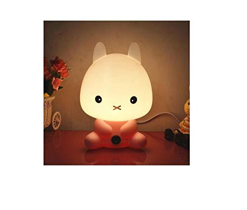 Veilleuse, lampe de chevet Hello Kitty, lampe de table chaude@A3