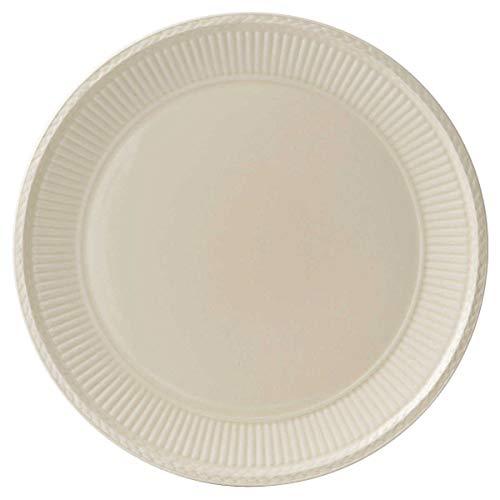 Wedgwood Edme Rund Keramik weiß