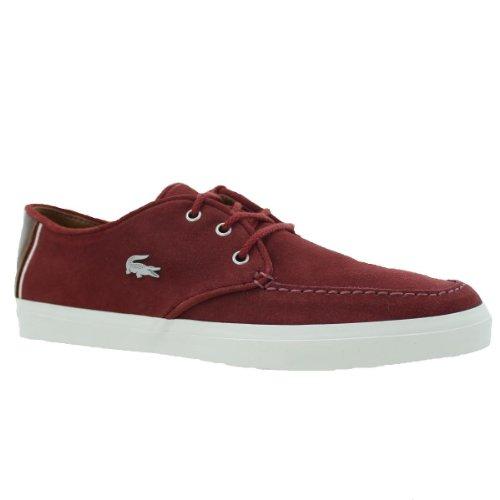 Lacoste Sevrin 3 SRM Red Men Shoes 1047