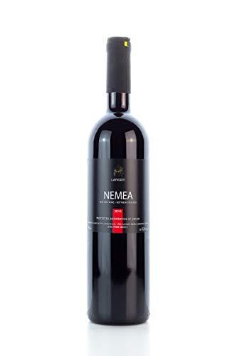 NEMEA griechischer Rotwein trocken 750ml 12,5% Lafkioti