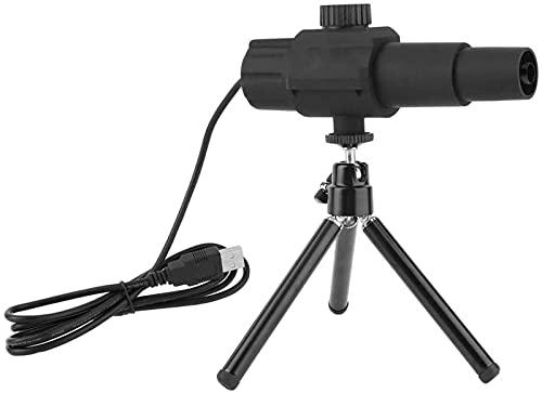 Monitor de Zoom de cámara escalable Ajustable USB Digital Inteligente monocular telescopio para fotografiar Cintas de Video,