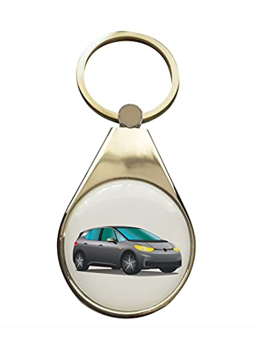 StartYourDreamCar Llavero compatible con Volkswagen ID.3