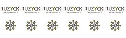 Klostermühlenhof - Familie Ruzycki Portugieser Rotwein 2016 Halbtrocken (6 x 0.75 l)