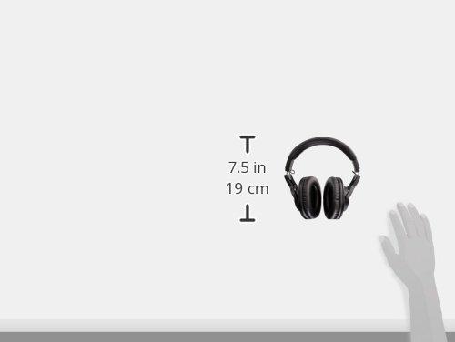 audio-Technica(オーディオテクニカ)『プロフェッショナルモニターヘッドホン(ATH-M20X)』