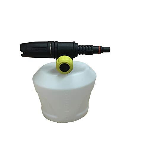 Park Side Flacone Spray per la pulizia, adatto anche per schiuma, per Parkside Pulitore ad alta pressione modelli PHD -Vedi lista- ,Foamer Foam Nozzle