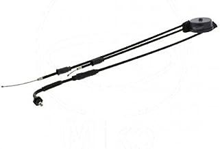 LINMOT GAP125RSG Gaszug Gasseil Gaskabel Seilzug Aprilia RS 125 Vergaser Bowdenzug Schwarz
