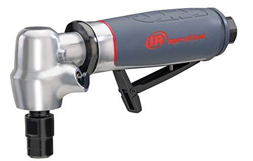 Ingersoll Rand – Smerigliatrice angolare ad Aria compressa, 5102MAX – 0,3 KW 20.000 1/min 6 mm e 1/4' Pinza di serraggio